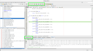 Source debugging in netbeans via OpenOCD